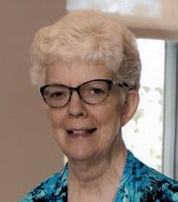 Sister Marion MacDonell  September 20 2021 avis de deces  NecroCanada