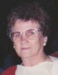 Rosella Hickey LaPointe  October 9 1928  September 3 2021 (age 92) avis de deces  NecroCanada