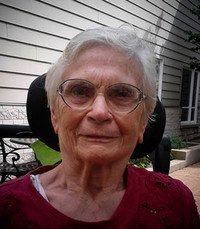 Evelyn Mae Morris Hawke  Thursday September 23rd 2021 avis de deces  NecroCanada