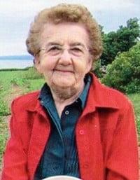 Ada Marie Pinet Lawlor  December 4 1921  September 23 2021 (age 99) avis de deces  NecroCanada