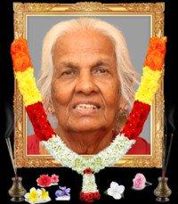 Valliamma Subramaniam  Sunday September 26th 2021 avis de deces  NecroCanada