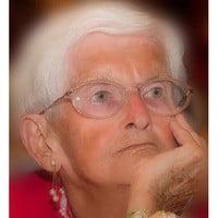 Yvonne Crawford  May 29 1930  September 25 2021 avis de deces  NecroCanada