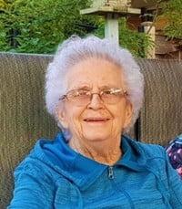 Kathleen Joan Beale Somerville  Monday October 18th 2021 avis de deces  NecroCanada