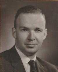 William Burton McDiarmid  17 décembre 1931