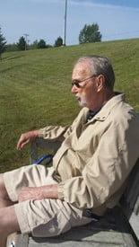 Hubert John Bert Hadley  2021 avis de deces  NecroCanada