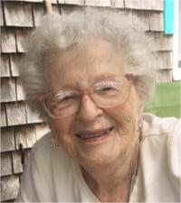 Barbara Allison Parke nee Graham  19242021 avis de deces  NecroCanada