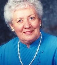 Pearl Mildred Holditch Behenna  Sunday October 24th 2021 avis de deces  NecroCanada