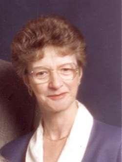 Lucienne Blais 1935 – 2014