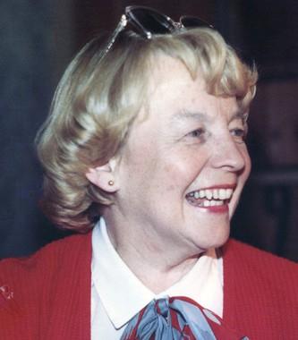 Mary Oulton  21 novembre 2012