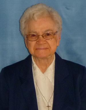 Soeur Hermance Pelchat 1925 - 2016