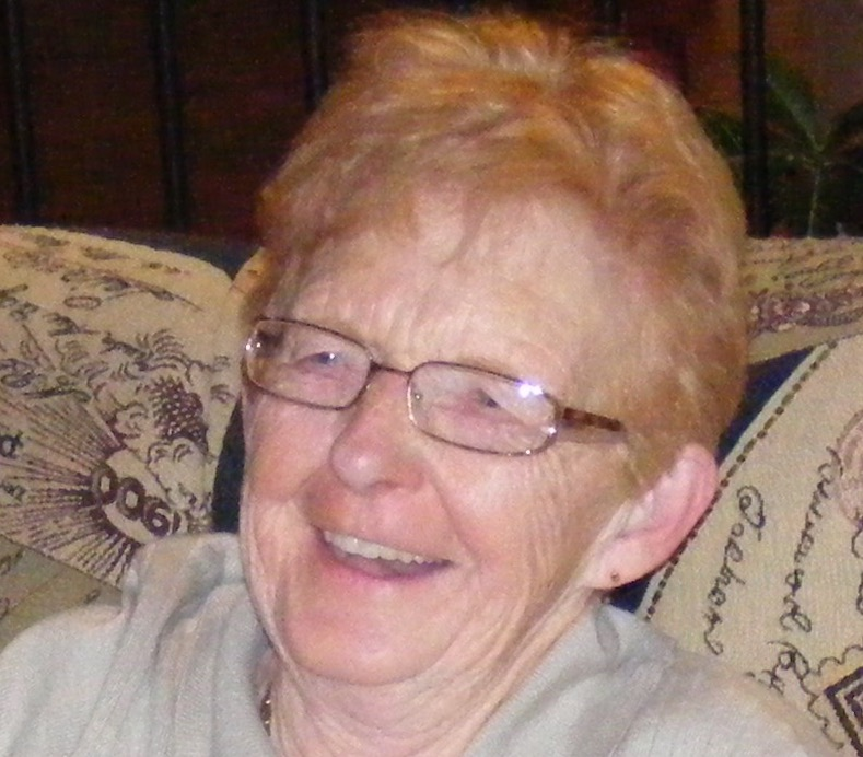 Eileen Goldie Windsor (Widdifield) - September 20