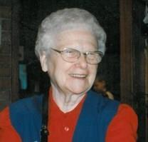 Edna May Arnold January 23