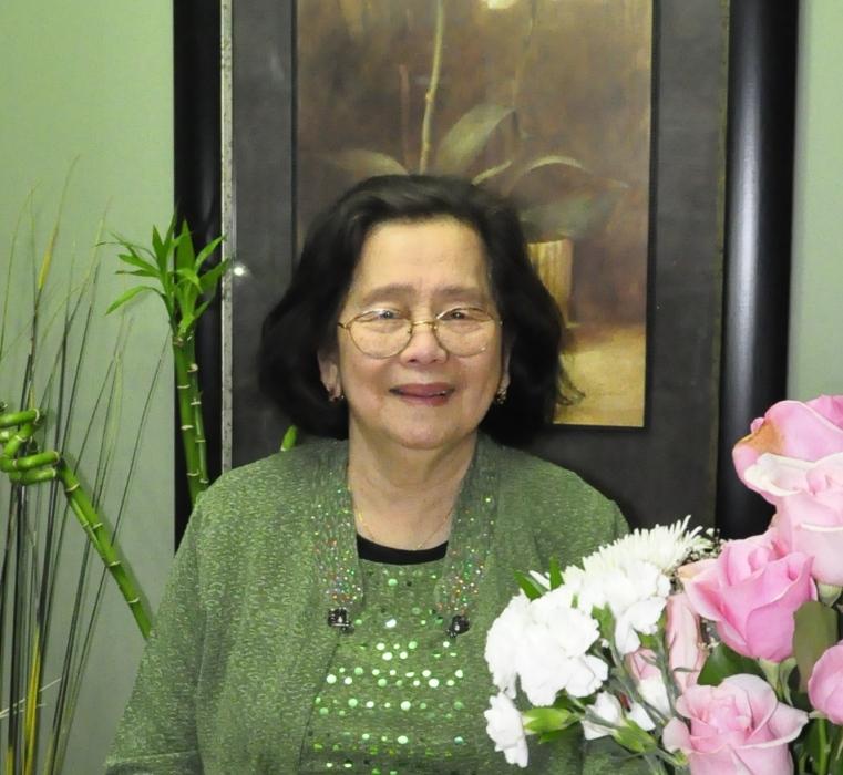 Honorata Balberan Salindong - December 30