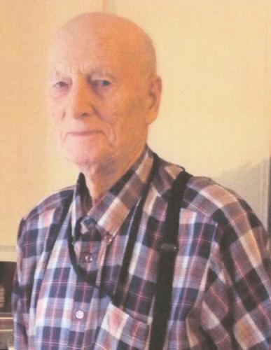 Russell Murray - 23 mai 1930 – 06 janvier 2017
