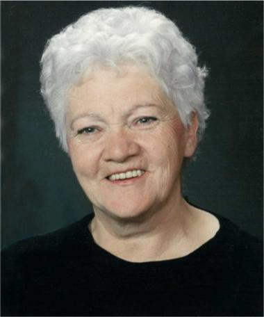 Géraldine (Côté) Gobeil - 1939-2016