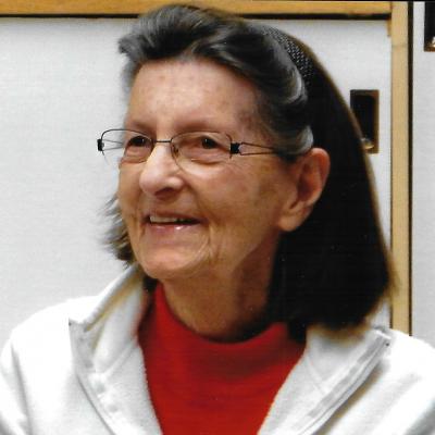 Gilda Clark (Née Heath) - 1931 - 2017