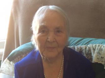 Susanna Ricketts - 1922-2017