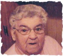 Hazel Alberta Thompson - 1929-2017