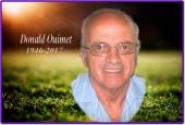 Ouimet Donald - 1946 - 2017