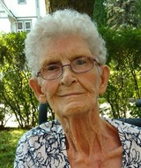 Irma Proulx Ouellette (1925 - 2017)