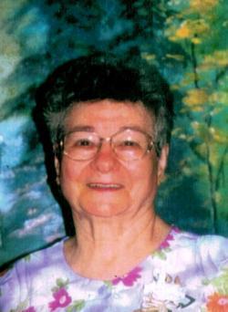 Maria Arsenault - 1929-2017