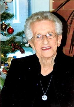 Marion (MacDougall) Fougere - 1929-2017
