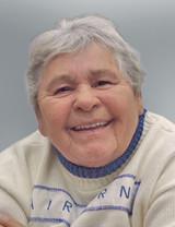 Mme Pierrette Huberdeau - 1938 - 2017