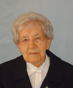 Soeur Lucille Belleau - 1927 -2017