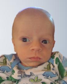 Bébé Dakiel Guy Corrigan  25 août 2017 - 2017