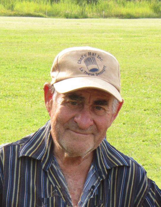 Bernard Labonte - September 2