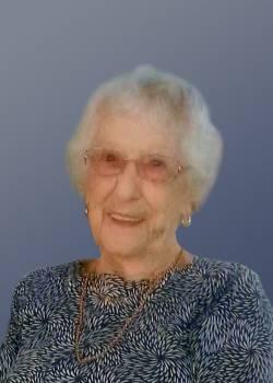 Gagnon Gauthier Marie-Jeanne - 1919 - 2017
