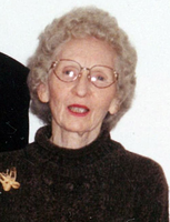 Henrietta Elizabeth Betty Anderson - 2017
