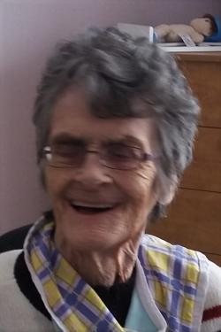 Jean Elizabeth Cashin - 1935-2017