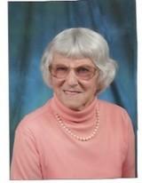 Jennie Arene Ward - 1924-2017