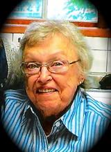 Margaret Meg Bernice (Norton) Makin - September 28