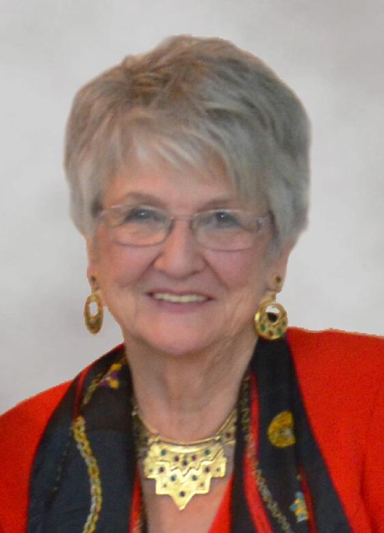 Mme Carmelle Lavoie MCNICOLL - Décédée le 01 septembre 2017
