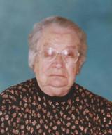 Mme Marie-Anne Bergeron (1913-2017)