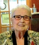 Olga Joan Irish - 1925 - 2017