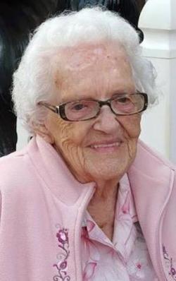Phyllis Eliza Hannah - 1924-2017