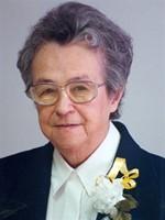 Soeur Rita Larochelle - 1922 - 2017 (95 ans)