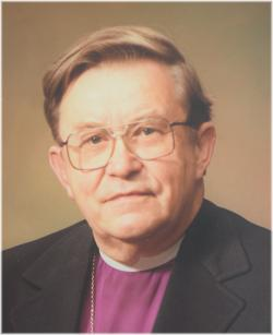 The Most Reverend Harold L Nutter - 1923-2017