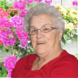 Agathe Lebreux - 01 juillet 1936 – 22 octobre 2017