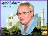 Boisvert Sylvie - 1961 - 2017