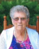 Dora Georgina Meadows (McGillivray) - 1928 - 2017