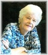 Edith Mary (Henderson) Derkach - January 10
