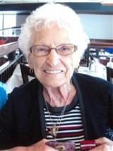 Germaine Le Blanc (Bérubé) - 1927 - 2017 (90 ans)