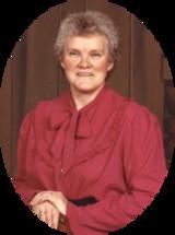 Ruth McDermid (Evans) - 1934 - 2017