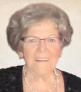 Aline MORISSEAU JODOIN  1937  2017