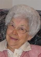 Clémence Massicotte - 1922 - 2017 (95 ans)