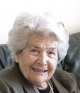 Gagnon Saulnier Madeleine - 1923 - 2017